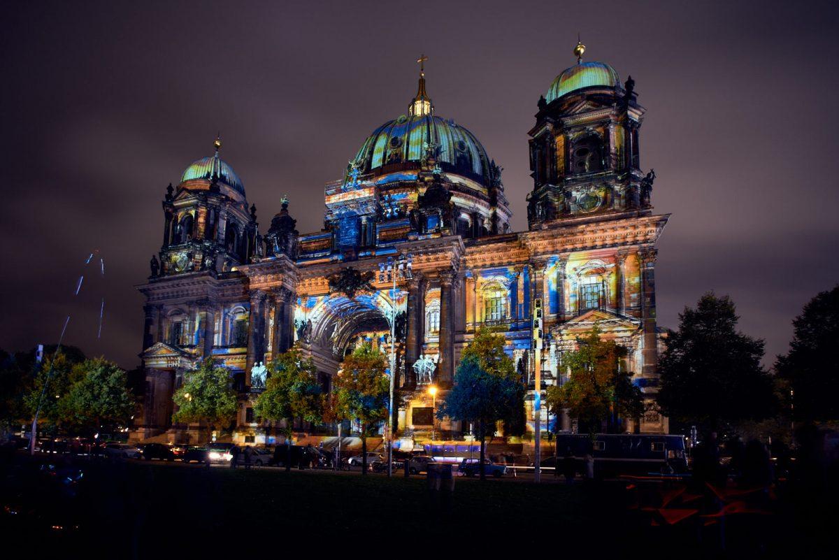 Festival Of Lights 2016 - Neufi