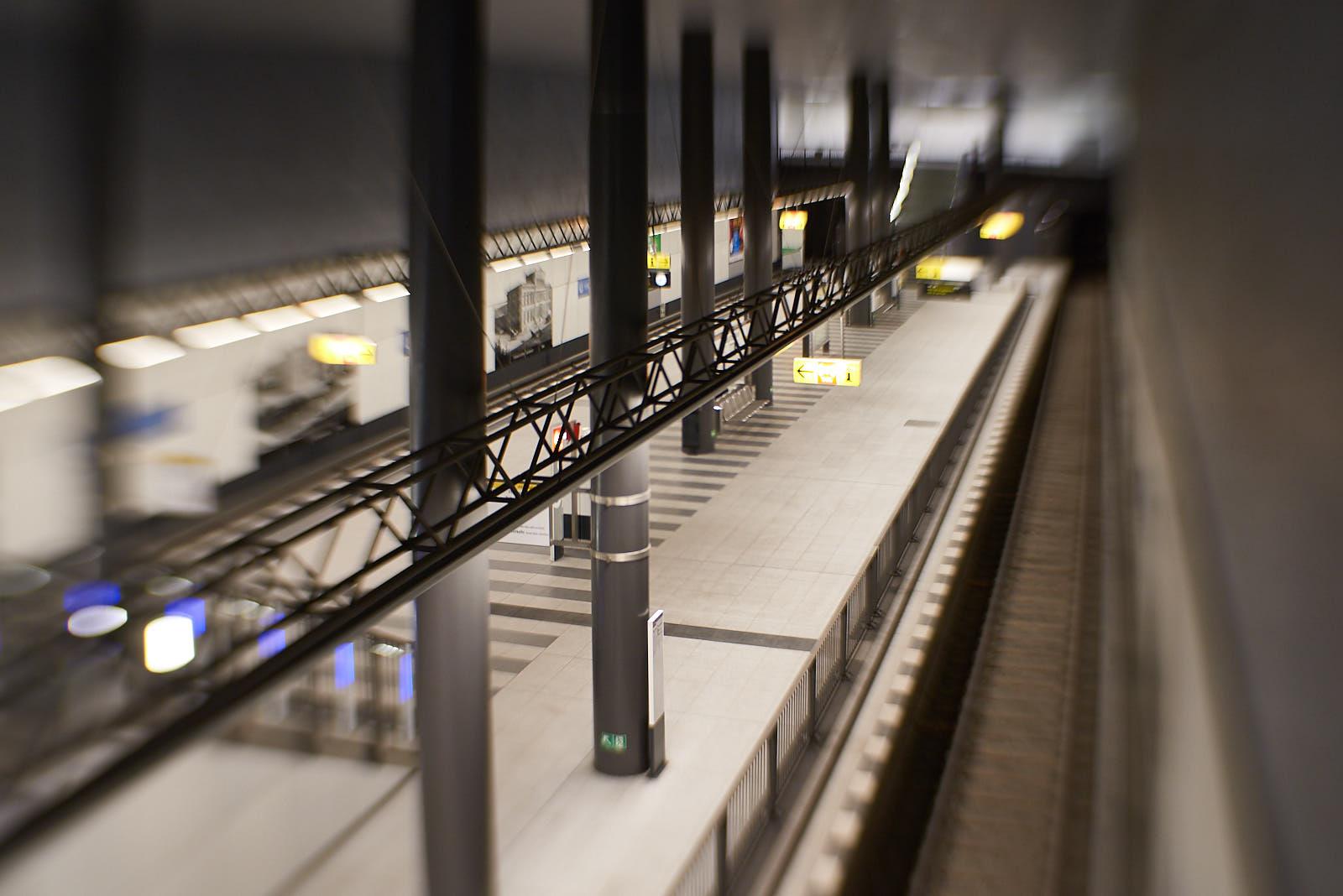 Berlin Hauptbahnhof U-Bahnhof