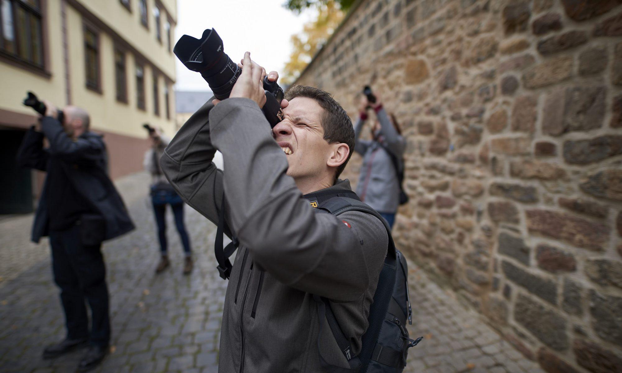 Fotowalk in Fulda