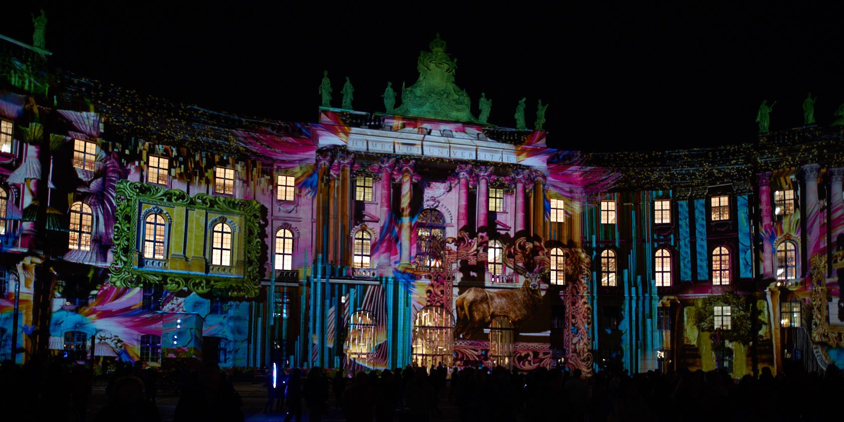 Festival Of Lights 2017 in Berlin 2