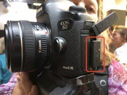 Canon EOS 5D MK3 mit dem UNLEASHED