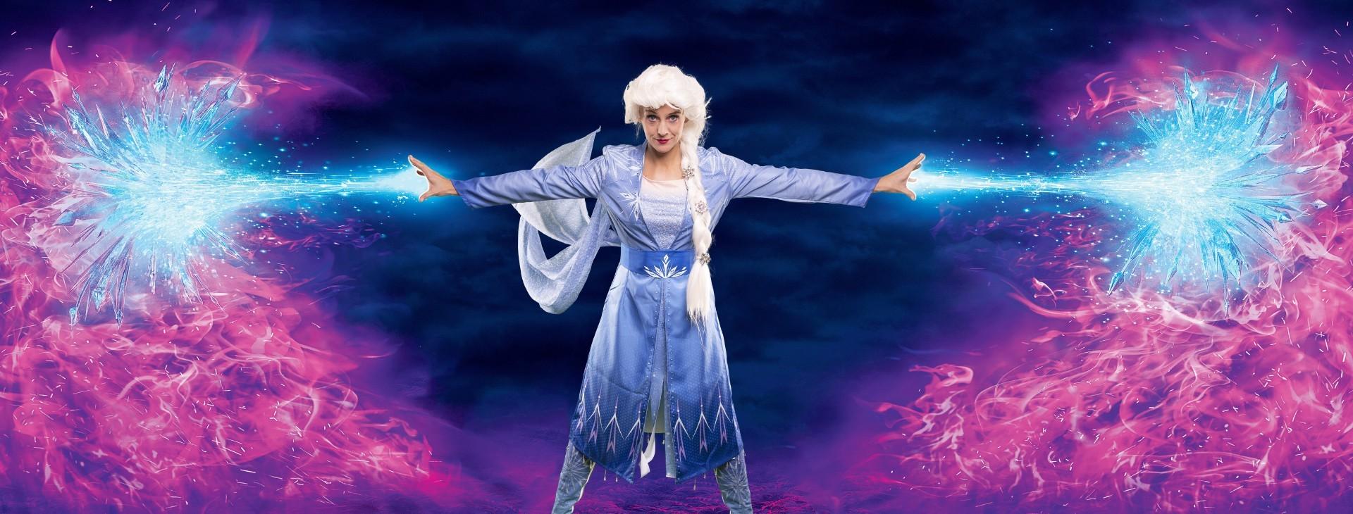 Elsa im Fotostudio 3