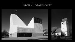 Protz vs. Gemütlichkeit