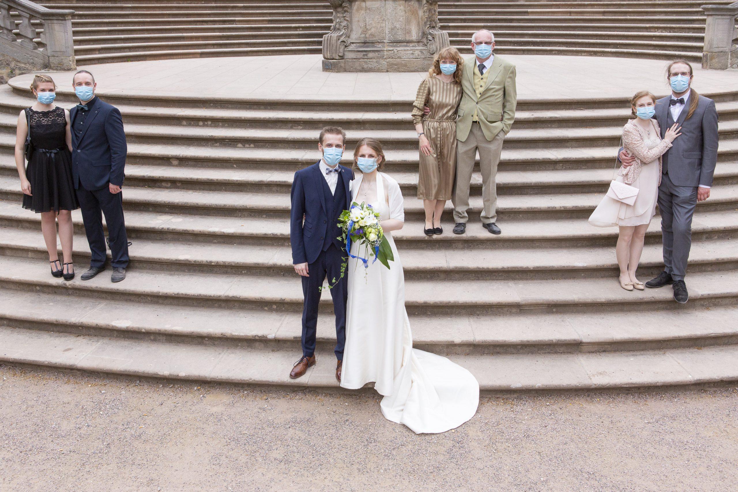 Mettmann Hochzeit Corona