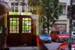 Wilfried: Berliner Hinterhof