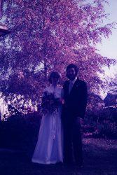 Birgit: Hochzeitsbild der Eltern (Original)