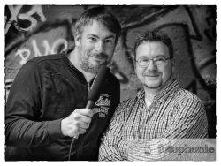 Fotophonie, Frank und Dieter