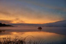 Ulrike - Nebel am Schluchsee