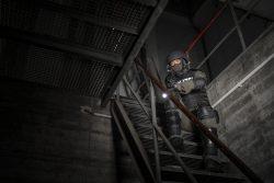 Michael - Polizeiausrüstungsshooting1